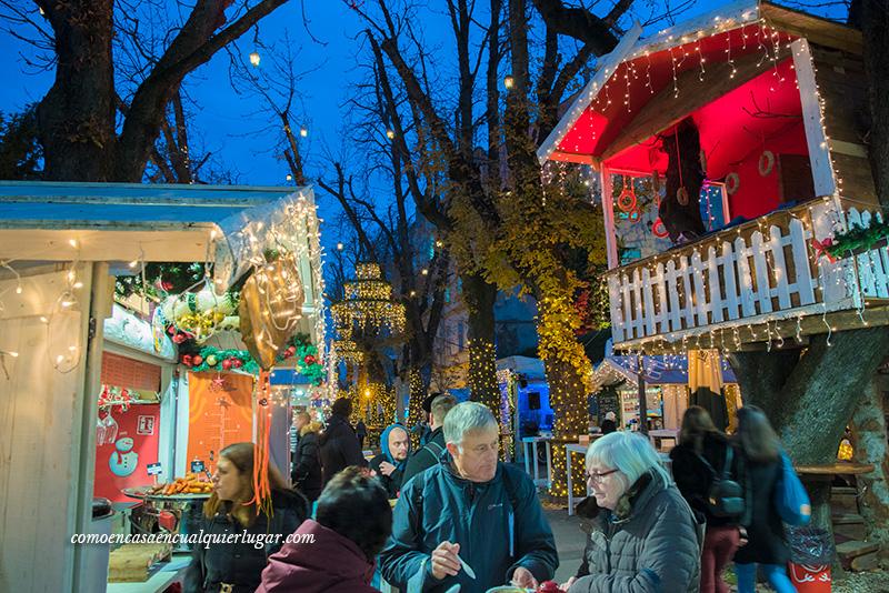 Croacia en Navidad