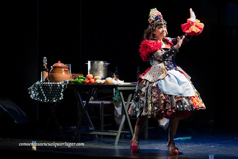 Teatro Flamenco Madrid Maui potaje