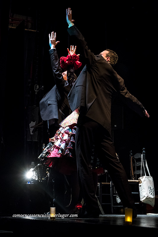 Teatro Flamenco Madrid Emociones