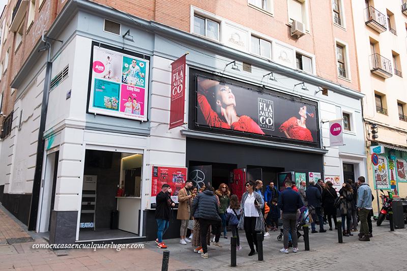 Teatro Flamenco en Madrid