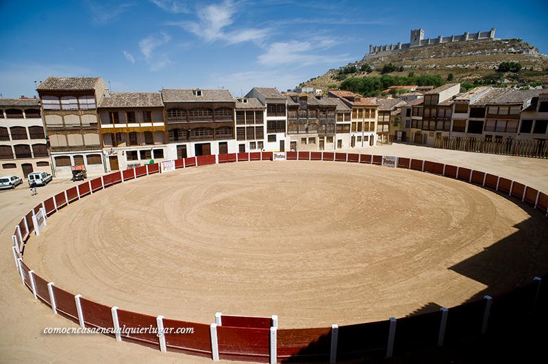 plaza de coso