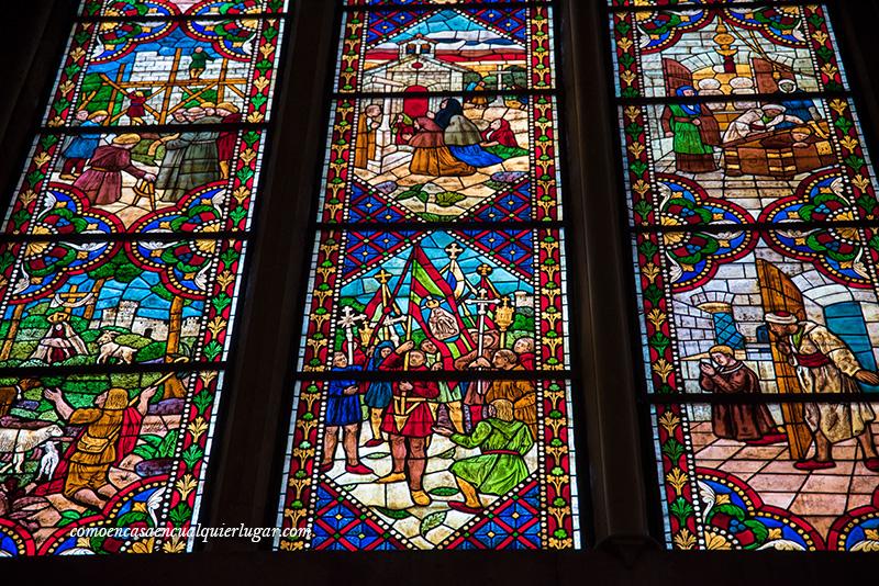 visita a la catedral de León