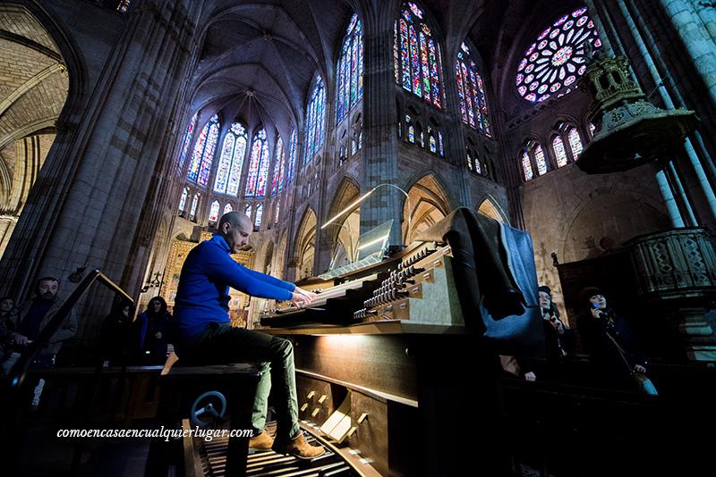 piano catedral de leon